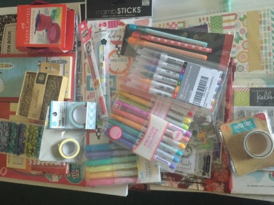 Craft Haul from June