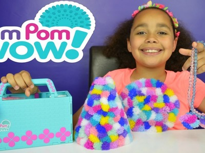 NEW PomPomWow DIY Locker & Room Decor Set - Pom Pom Wow Party Hat & Starter Pack