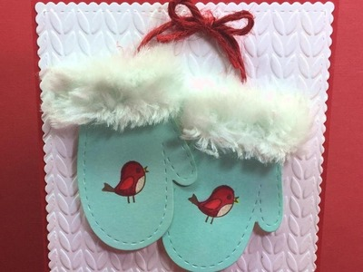 A gift from Iley B filled with sweet Christmas tags & a Christmas Card Share