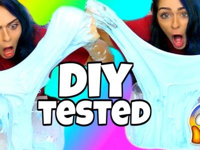 DIY MEGA FLUFFY SLIME! Karina Garcia DIY TESTED!! Nichole Jacklyne
