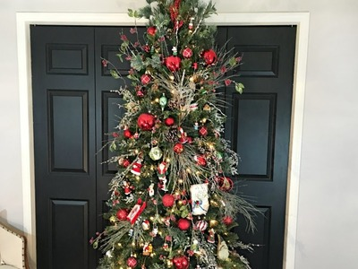 Themed Traditional Family Christmas Tree (Ribbon-less) - Christmas Decorating