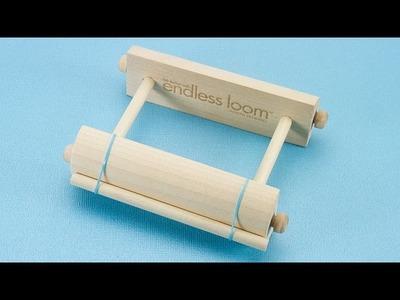 Artbeads Mini Tutorial - Setting up the Endless Loom with Cheri Carlson