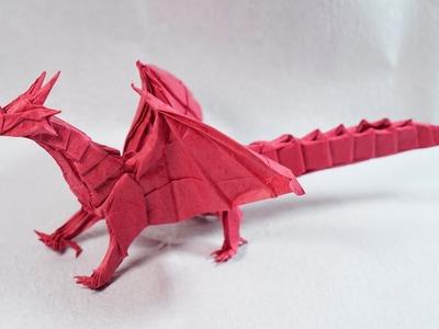 Origami Dragon 6.0 Demo (Henry Pham)