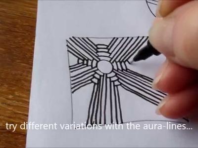 How to draw tanglepattern Arukas