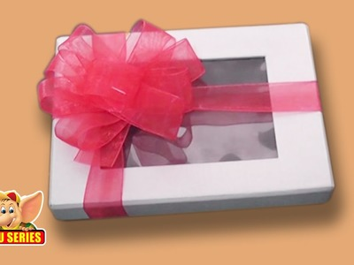 Arts & Crafts - Easy Gift Packing