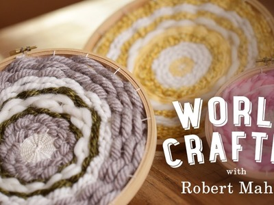 DIY Chuseok Inspired Weaving | World Crafted