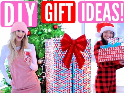 DIY Gift IDEAS! DIY Christmas Gifts & Birthday Gifts For Friends & Family!