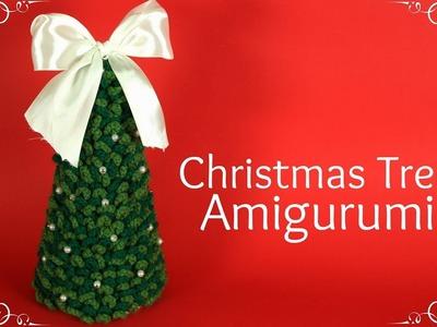 How to make a christmas tree | World Of Amigurumi