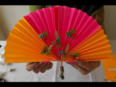 How to make Chinese fan