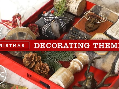 Christmas Decorating Themes | DIY with Will Brown
