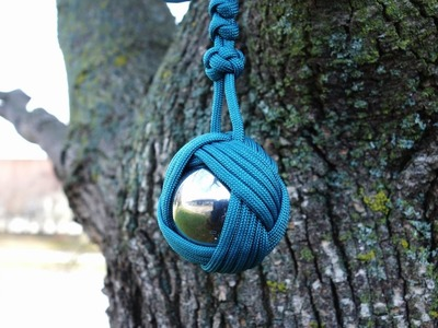 How to Make a Celtic Slammer Paracord Self Defense Lanyard