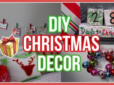 DIY CHRISTMAS ROOM DECOR | Diy American Girl Doll Christmas Room Decor