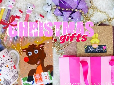 DIY CUTE CHRISTMAS GIFTS