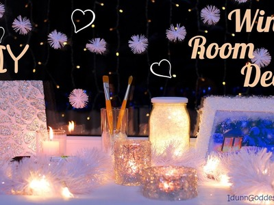 5 DIY Winter Room Decor Ideas – How To Decorate Your Room For Winter
