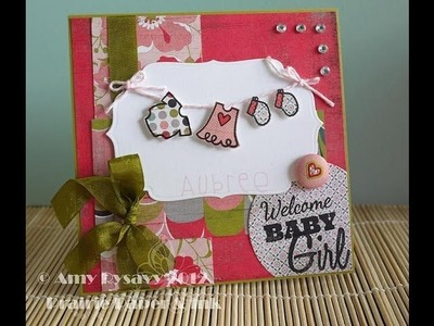 AmyRs 2012 Baby Card Series - Card 3