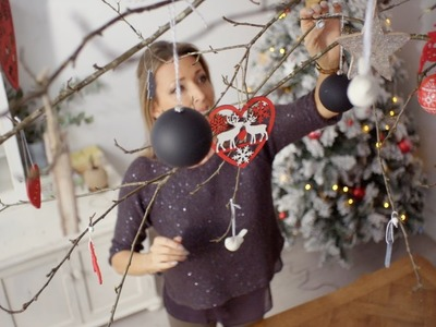 Christmas craft ideas & decorations with Julia Kendell