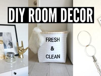 DIY Tumblr Room Decor   Simple & Minimal