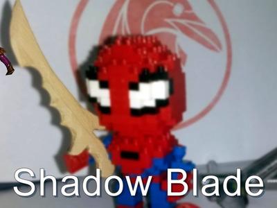 Craft #1 - Shadow Blade (Dota 2) - Part 1