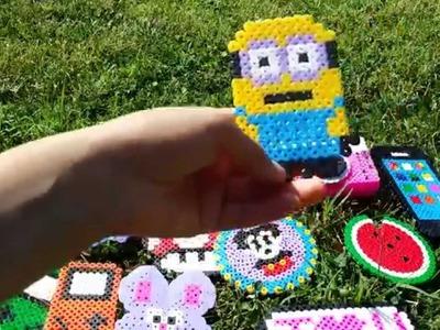 Le mie creazioni in pyssla | hama beads update #2