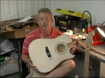 How to Build Your Own Guitar : Different Shapes of Guitars to Build