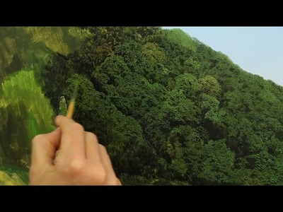HOW TO PAINT AWESOME TREES