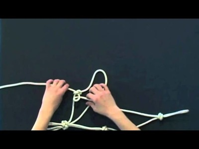 How to Tie a Horse Rope Halter - Part 2