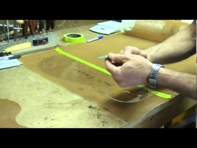 Luthier Tips du Jour - Double Tops - Part I of II