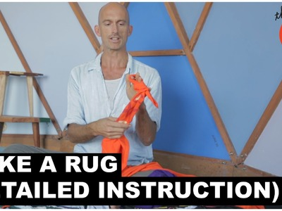 Make a Rug - Fritz Haeg - Instructions Only | The Art Assignment | PBS Digital Studios