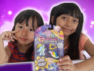 Open Squishy Package ★ My Little Pony Rainbow Dash Squishy From Amazon United States