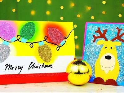 6 DIY Christmas Card Ideas