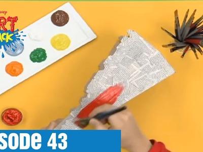 Art Attack | Season 2 Episode 43 | Disney India Official