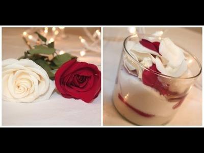 DIY Coconut Rose Sugar Scrub (Valentine's Inspired)