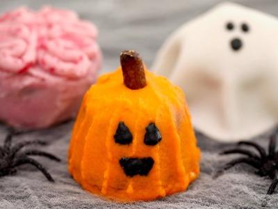 Halloween Cupcakes: 3 Easy Decorating Ideas - Gemma's Bigger Bolder Baking Ep 147