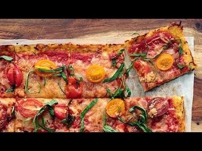 How to Make Cauliflower Crust Pizza Dough