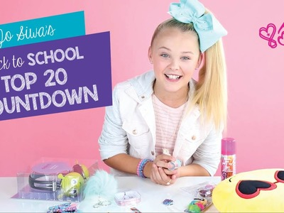 JoJo Siwa Back to School Top Picks | Claire's Accessories