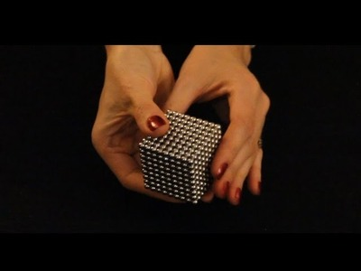 NeoCube, CyberCube, Zen Magnets: How to make the 3D cube?!