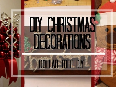 DIY CHRISTMAS DECORATIONS 2016!  | Easy DIY Holiday Room Decor