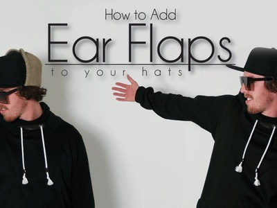 Easy DIY Transformation: How to Add Ear Flaps on Hats