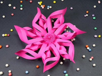 Paper Snowflakes - DIY Snowflakes for Christmas Party Decorations