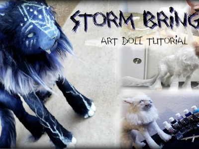 StormBringer (Diy Art Doll Tutorial)