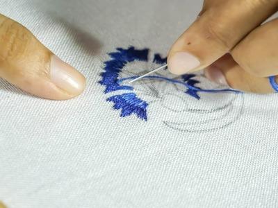 Thread Embroidery Designs | DIY Hand Stitching |  HandiWorks #95