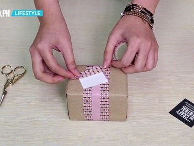 4 Cute And Easy DIY Gift Wrapping Ideas