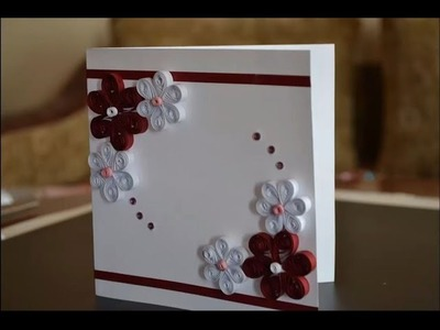 How to make a Quilling Card