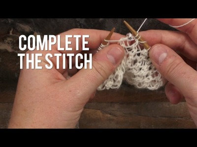 Interweave Yarn Hacks Presents: How to Knit with Beads