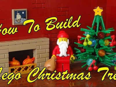 How To Build A Lego Christmas Tree