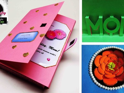 Birthday Card | Mom Special | DIY | Art with Creativity 101
