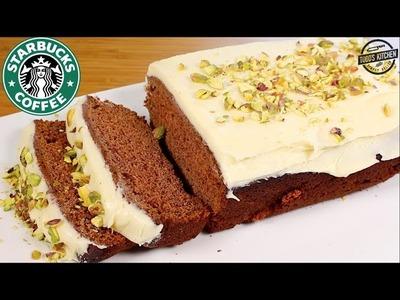 Copycat Starbucks Gingerbread Loaf - Christmas DIY Recipe