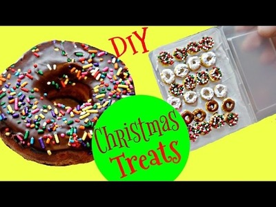 EASY Quick DIY Holiday Party Snacks & Christmas Treats !