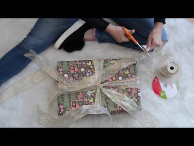 KERRently Living: DIY Perfect Christmas Bow