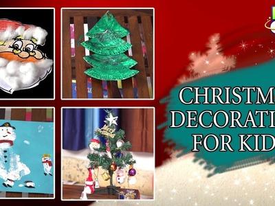 Christmas Decoration For Kids |  Merry Christmas | DIY Christmas Craft